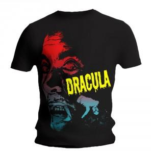 T-shirt Dracula - Dracula Terrifying