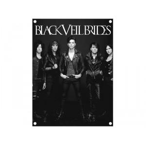 Drapeau Black Veil Brides - Photo