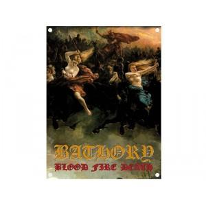 Drapeau Bathory - Blood Fire Death