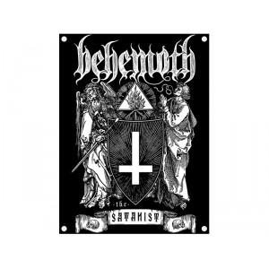Drapeau Behemoth - The Satanist