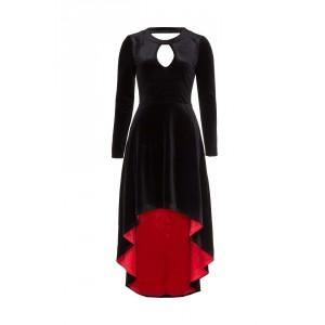 Robe Jawbreaker - Noire et Rouge