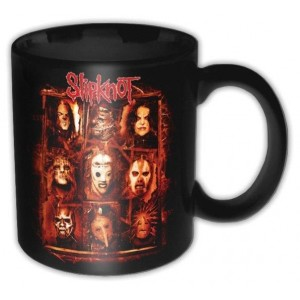 Mug Slipknot - Rusty
