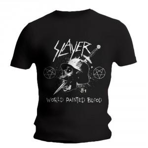 T-shirt Slayer - Dagger Skull