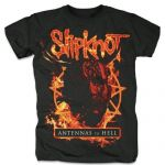 T-shirt Slipknot - Antennas To Hell