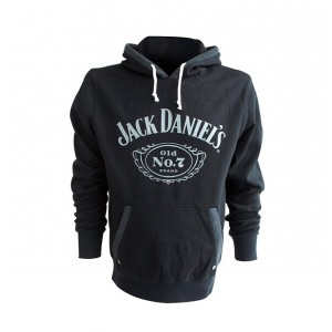 Sweat à capuche Jack Daniel's - Old No.7