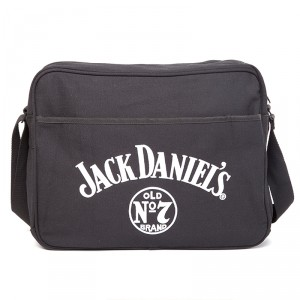 Sac Messenger Jack Daniel's - Logo