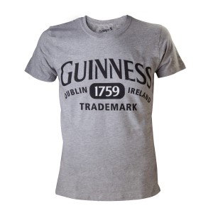 T-shirt Guinness - Trademark Grey