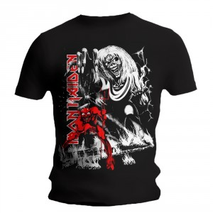 T-shirt Iron Maiden - Number Of The Beast Jumbo