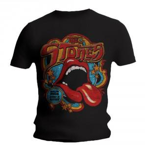 T-shirt Rolling Stones - Vintage Tongue