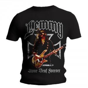 T-shirt Motorhead - Lemmy Iron Cross