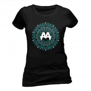 T-shirt Asking Alexandria - Glitz - Femme