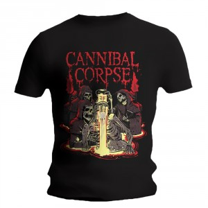 T-shirt Cannibal Corpse - Acid