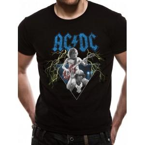 T-shirt AC/DC - Angus & Brian