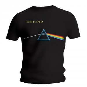 T-shirt Pink Floyd - Dark Side Of The Moon