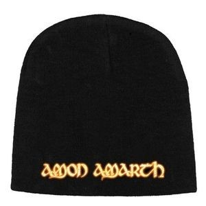 Bonnet Amon Amarth - Gold Logo