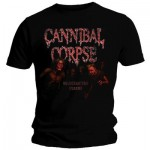 T-Shirt Cannibal Corpse - Evisceration Plague