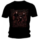 T-Shirt Immortal - Damned In Black
