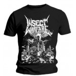 T-Shirt Insect Warfare - World Extermination