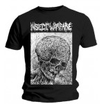 T-Shirt Insect Warfare - Skull