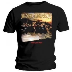 T-Shirt Bathory - Blood Fire Death