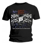 T-Shirt Napalm Death - From Enslavement To Obliteration