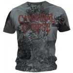 T-Shirt Cannibal Corpse - Evisceration Allover