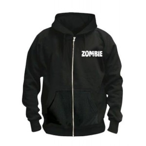 Sweat Zippé Zombie