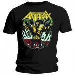 T-Shirt Anthrax - Judge Death