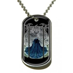 Pendentif Dog Tag Finntroll - Fjord Devil