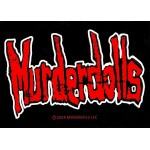Patch Murderdolls - Logo
