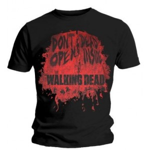 T-Shirt The Walking Dead - Dead In