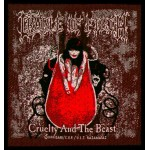 Patch Cradle Of Filth - Cruelty And The Beast