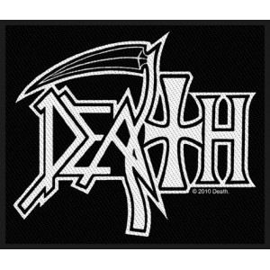 Patch Death - Logo