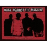 Patch Rage Against The Machine - No Face