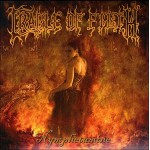 Double Vinyl Cradle Of Filth - Nymphetamine