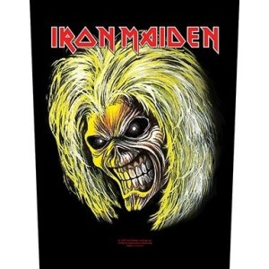 Back Patch Iron Maiden - Killers/Eddie