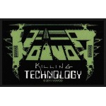 Patch Voivod - Killing Technology