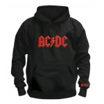 Sweat à Capuche AC/DC - Red Logo