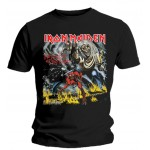 T-Shirt Iron Maiden - The Number Of The Beast