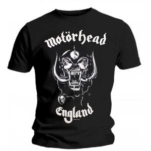 T-Shirt Motorhead - England