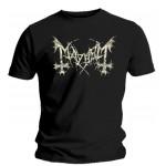 T-shirt Mayhem - No Love No Hate