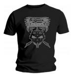 T-shirt Voivod - Korgull The Exterminator